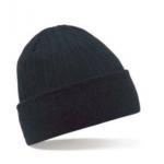 Thinsulate beanie hat c/w turn up Image