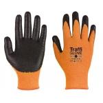 Traffiglove Kinetic Cut 3 Orange Image