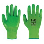 Traffiglove Dynamic Cut 5 Green Glove (Pack of 10 pairs) Image