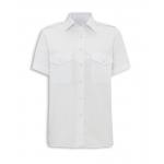 Ladies Short Sleeved Pilot Shirt Image