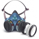 Moldex 5000 Series Half Mask (A1B1E1K1P3D Organic, Inorganic, Acid & Ammonia Gases & Particulates) Image