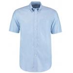 Kustom Kit mens oxford short sleeved shirt  Image
