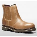 Stampede Vintage Leather Dealer Boot Brown  Image