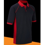 Rokwear Premium Contrast Sort Sleeved Polo Image