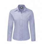 Classic Ladies Oxford Long Sleeved Blouse Image