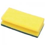 Foam Backed Scourer - Pack 10 Image