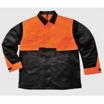 Black/Orange Chainsaw Jacket  Image