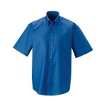 Russell Easy-Care Oxford Short Sleeved Shirt  Image