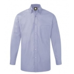 Premium Oxford Long Sleeved Shirt Image