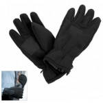 TECH 3 Layer Performance Softshell Glove Black  Image