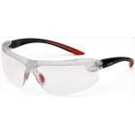 Bolle safety specs c/w 2.0 dioptre - Pair Image