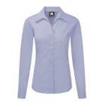 Premium Oxford Long Sleeved Blouse Image