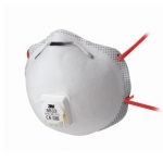 3M Valved Respirator FFP3 D - Pack 10 Image