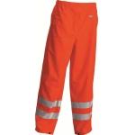 Microflex Hi-Vis Orange Waterproof Rain Trousers   Image