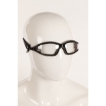 Bolle Tracker Safety Glasses - Clear Lens Image