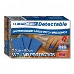 Detectable Plasters 7.5 x 5cm - Box 50 Image