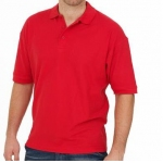 Cotton Rich Short Sleeve Poloshirt  Image