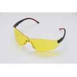 Montana Specs With Amber Anti-Scratch Lens - Pair Image