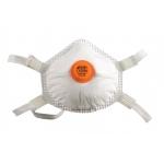 Betafit Comfort Fit Valved Mask FFP3 - Box 5 individually wrapped Image