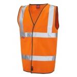 Orange EN471 Limited Flame Spread Waistcoat Image