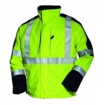 Flame Retardant Hi-Vis Winter Jacket Image