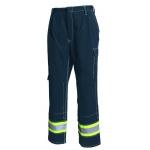 Navy Inherent Flame Retardant Cargo Trousers Image