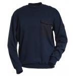 Navy Flame Retardant Sweatshirt Image