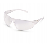 X2 Xcel Clear AS/AM Safety Specs With Crystal Frame - Pair Image