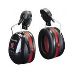 Optime 3 Helmet Mounted Ear Defenders For Centurion Helmet  Image