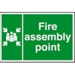 Fire Assembly Point Sign  Image