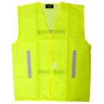 Non EN471 Reflective Yellow Mesh Vest Image