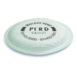Moldex 8000 Series P1 R D Particulate Filters - Pair Image