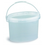 Moldex Resealable Plastic Face Mask Container  Image