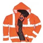 Sealtex Ultra Lined Reflective Bomber Jacket Orange  Image