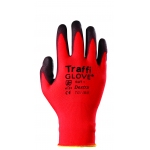 DISCONTINUED PRODUCT - NO STOCK AVAILABLE, PLEASE ORDER A35-PCPB. TraffiGlove Dextra Cut 1 Glove Image