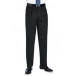 Mens Trouser Black (Delta) Image
