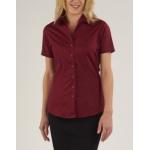 Edinburgh Short Sleeved Ladies Blouse Image