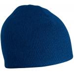 Navy Beanie Hat Image