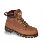 Mohawk Vintage Leather SBP Mid Height Boot Image