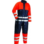 Microflex Hi Vis Winter Coverall Image