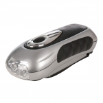 Rechargeable Hand Held Torch Image