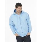 Classic Full Zip Hooded Sweatshirt Image