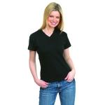 Ladies V-Neck Premium T-Shirt Image