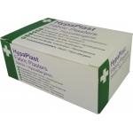 HypaPlast Fabric Plasters 7.2 x 2.5cm - Box of 100 Image