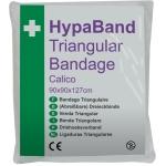 Triangular Non-Sterile Calico Bandage Image