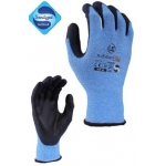 Kutlass Lite Lightweight Cut 3 Gloves With Sanitised Treatment  Image