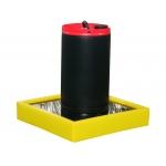 25 Litre Polyethylene Drum Tray Image