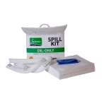 25 Litre Superior Oil-Only Spill Kit - Clip Close Carrier Image