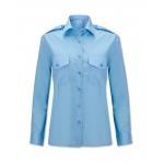 Ladies Long Sleeved Pilot Shirt Image