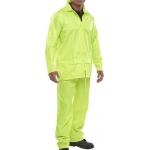 Lightweight PVC/Nylon Jacket & Trouser Set Image